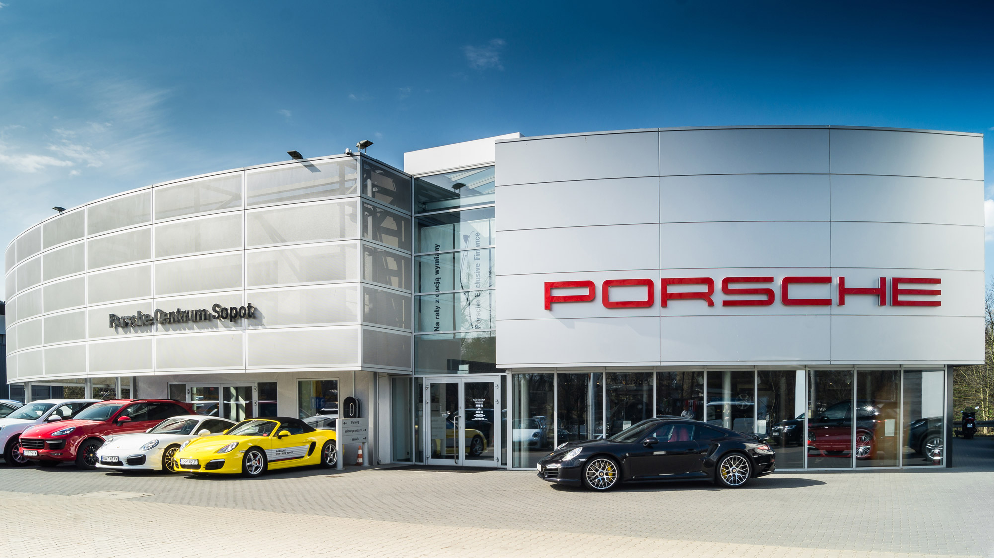 Porsche Centrum Sopot LELLEK Group